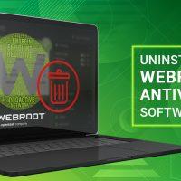 Uninstall-Webroot-Antivirus-Software