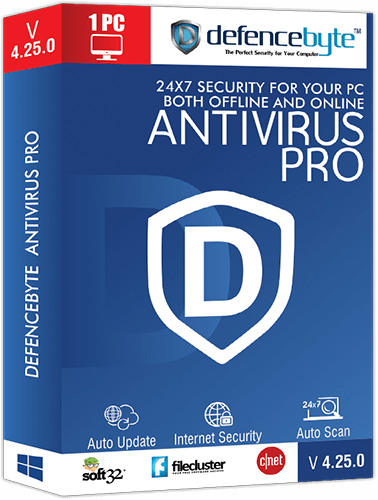 Defencebyte Antivirus-Pro Software